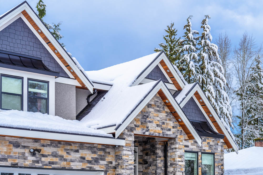 Schedule A Roof Inspection Before Winter Arrives C And K